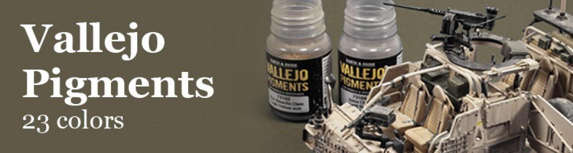 Vallejo Pigments