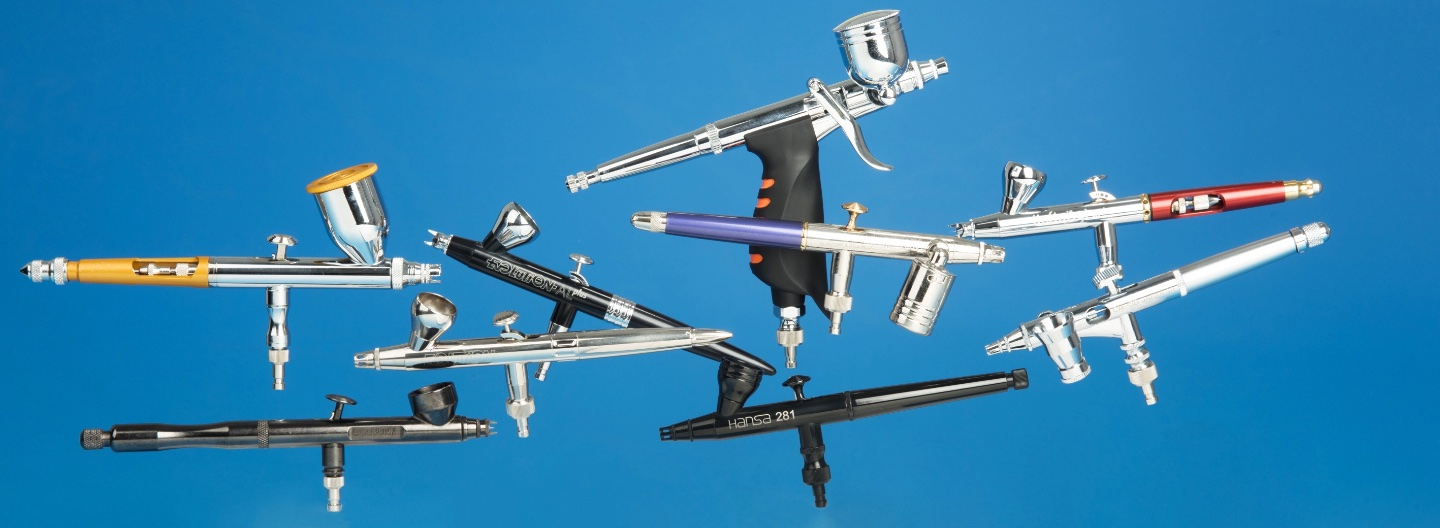 Airbrushes