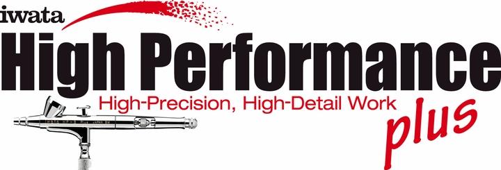 Iwata High Performance Plus