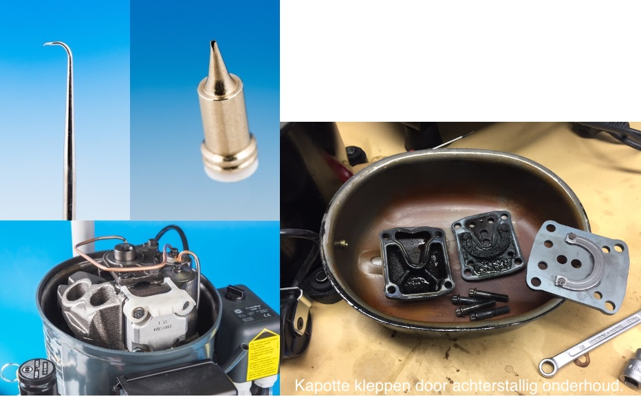 Service - Repair  Airbrush Equipment