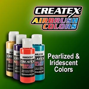 Createx Classic Pearl / Iridecent